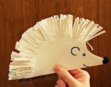 幼儿园纸盘创意制作