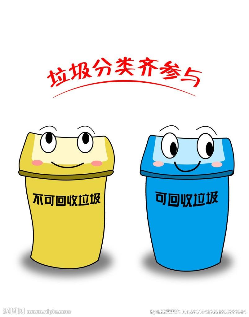 垃圾分类的标志图图片展示_垃圾分类的标志图相关
