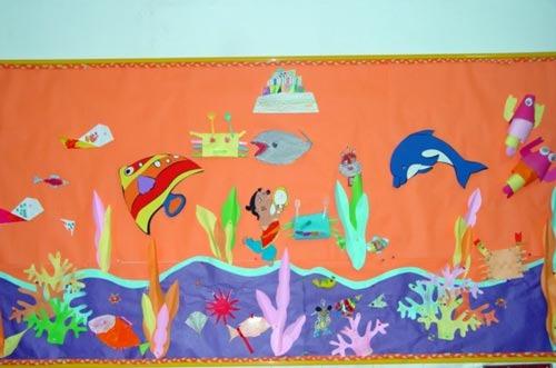 纸杯手工制作海洋动物