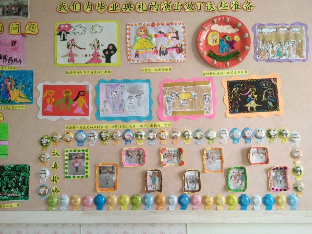 幼儿园家园联系环境创设